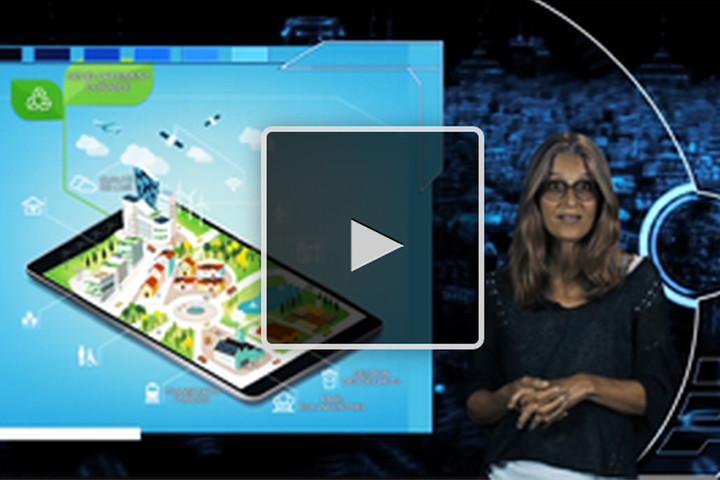 MOOC Défis technologiques des villes intelligentes participatives