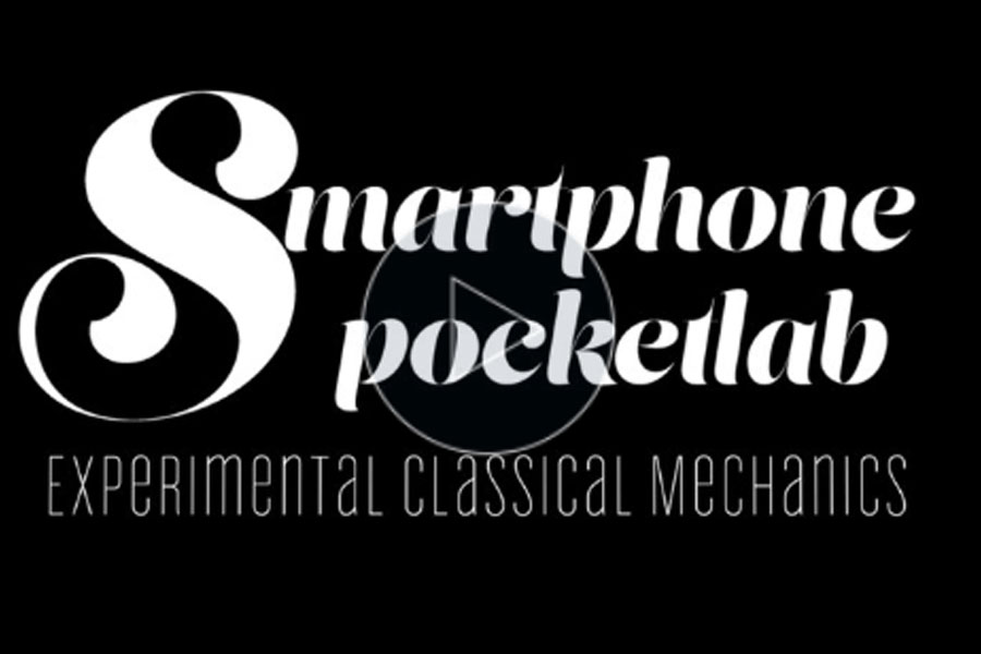 MOOC Smartphone Pocket Lab: Experimental Classical Mechanics