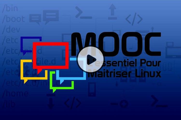 MOOC L'essentiel pour maîtriser Linux