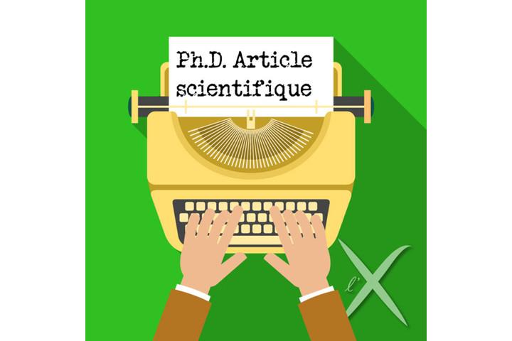 MOOC Comment rédiger et publier un article scientifique (Enseignement par...