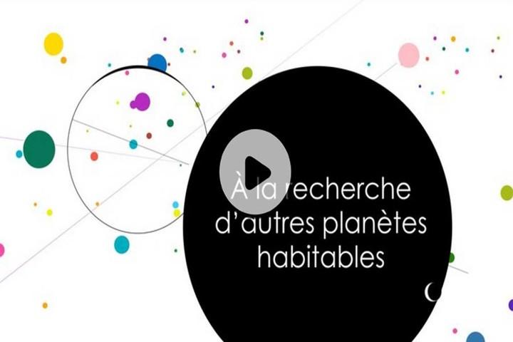 MOOC À la recherche d'autres planètes habitables
