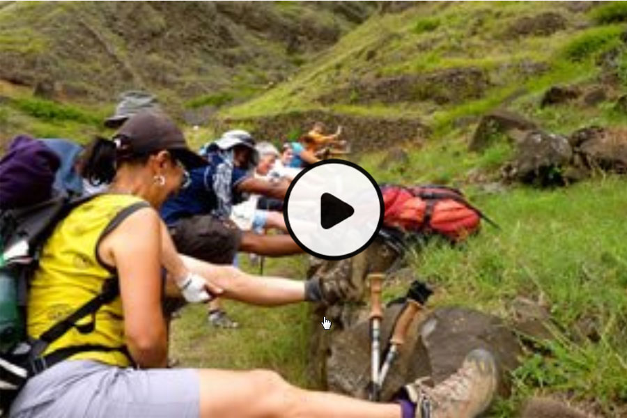 MOOC L'écotourisme : Imaginons-le ensemble