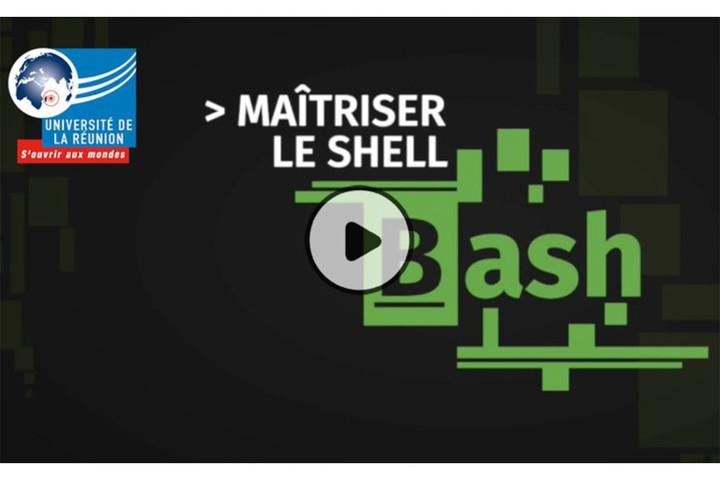 MOOC Maîtriser le shell Bash