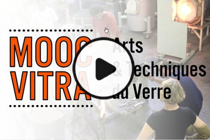 MOOC Vitra, arts et techniques du verre