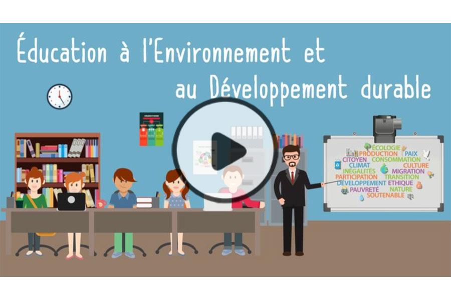 MOOC Éducation à l'Environnement et au Développement Durable