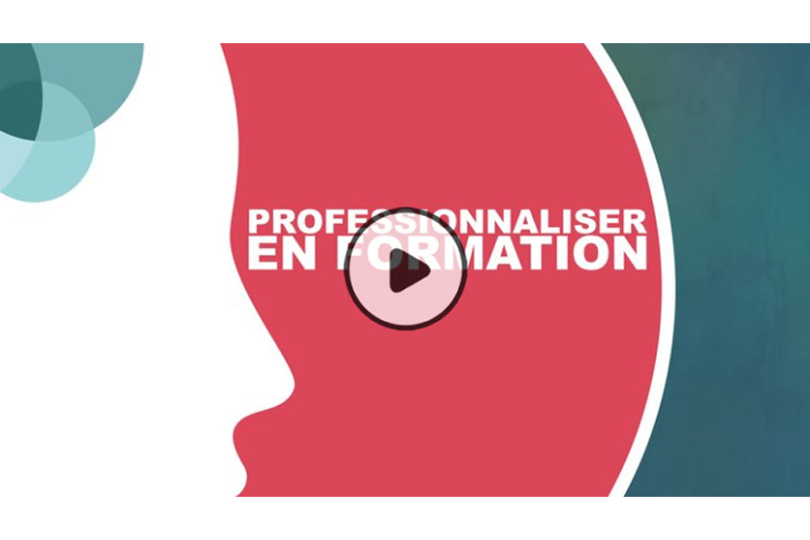 MOOC Professionnaliser en formation