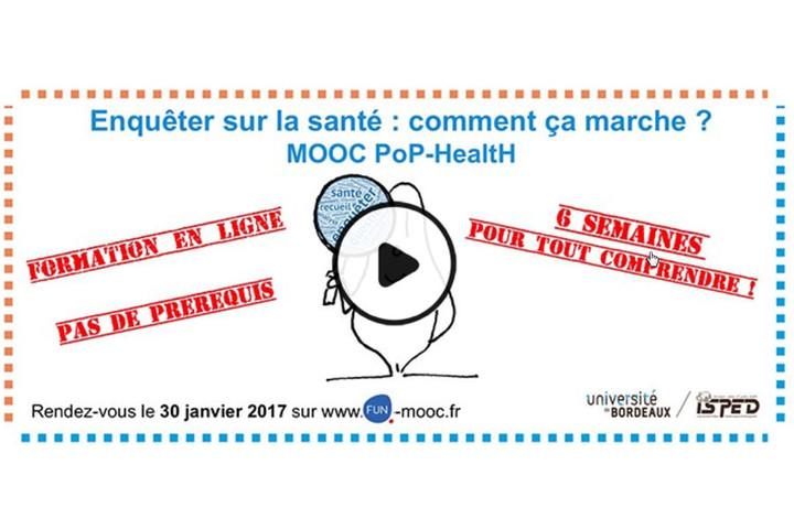 MOOC Enquêter sur la santé : comment ça marche ?