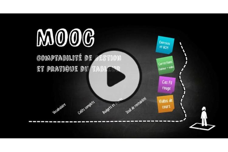 MOOC Comptabilité de gestion et pratique du tableur