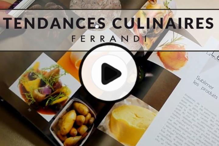 MOOC Tendances Culinaires : évolutions, scénarios et innovation