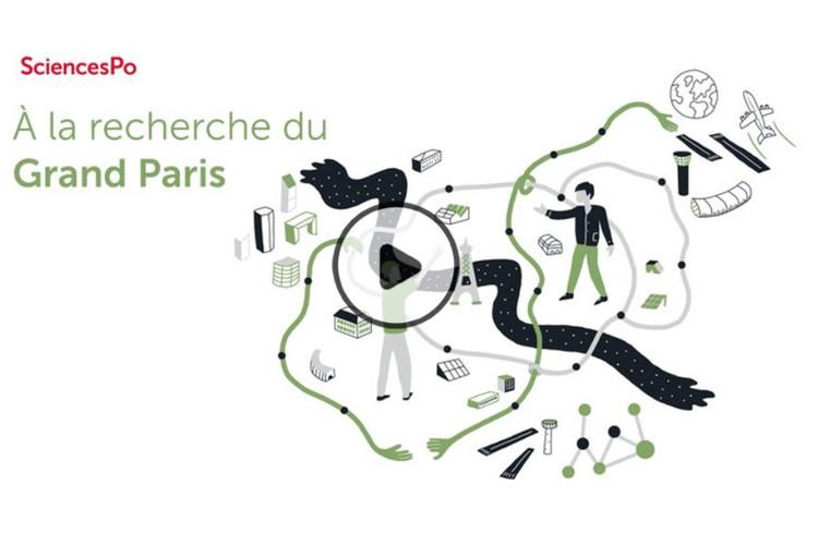 MOOC À la recherche du Grand Paris