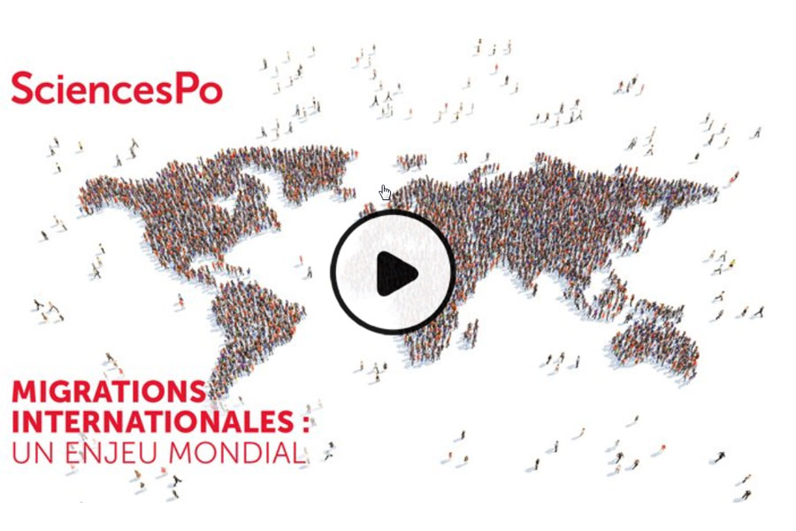 MOOC Migrations internationales : un enjeu mondial