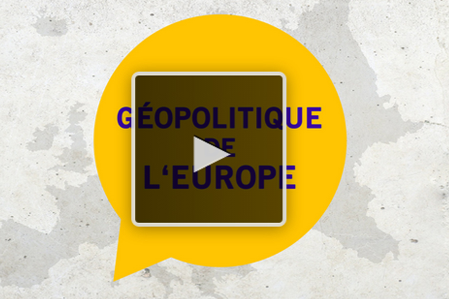 MOOC Géopolitique de l'Europe