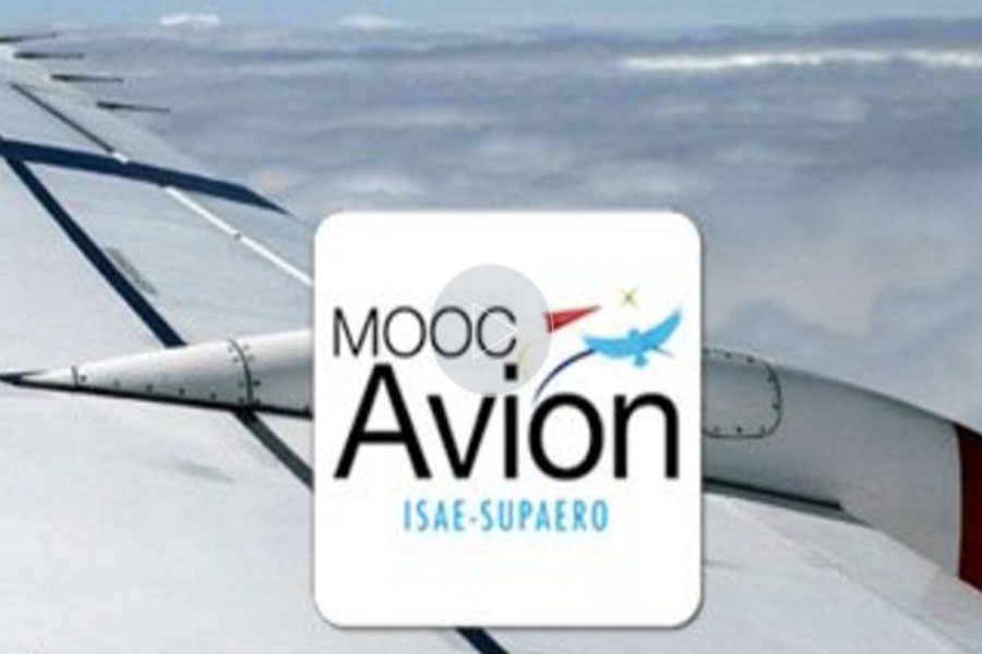 MOOC-Avion : Comment vole un avion ?