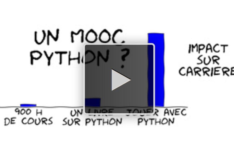 MOOC Python : des fondamentaux à l'utilisation du langage