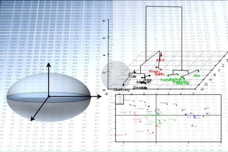 MOOC : Analyse des données multidimensionnelles (analyse factorielle et classification)