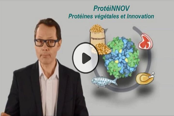 MOOC ProtéiNNOV : Protéines végétales et Innovation