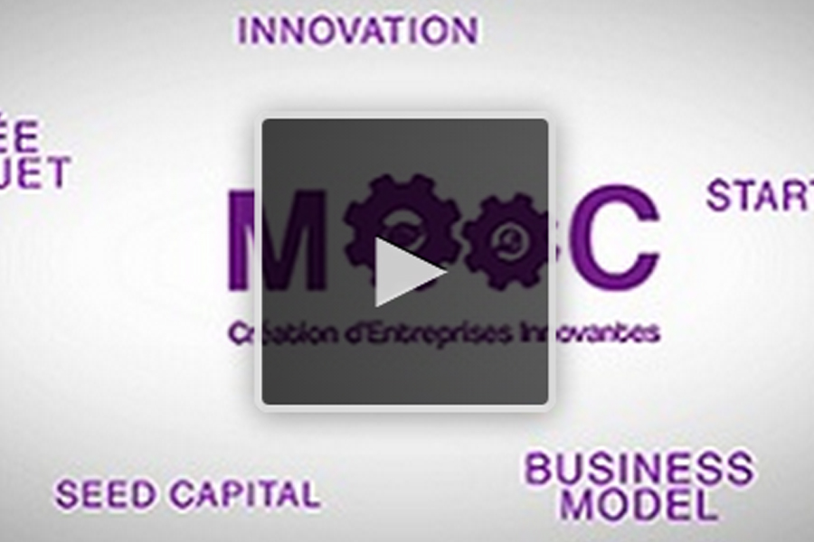 Mooc cr ation d 39 entreprises innovantes de l 39 id e la for Idee start up usa