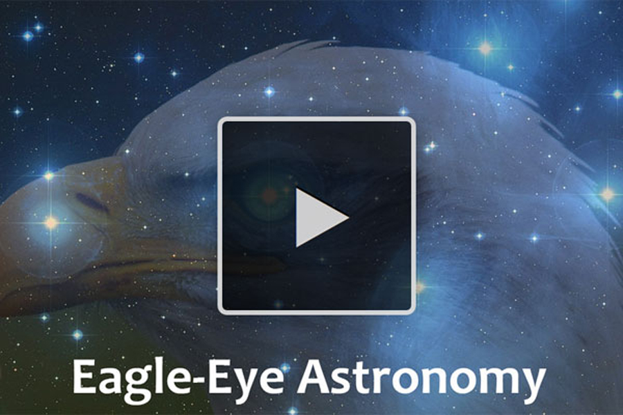 MOOC Eagle-Eye Astronomy