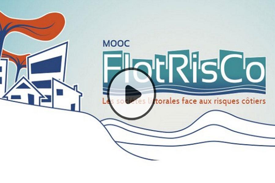MOOC FlotRisCo : les sociétés littorales face aux risques côtiers