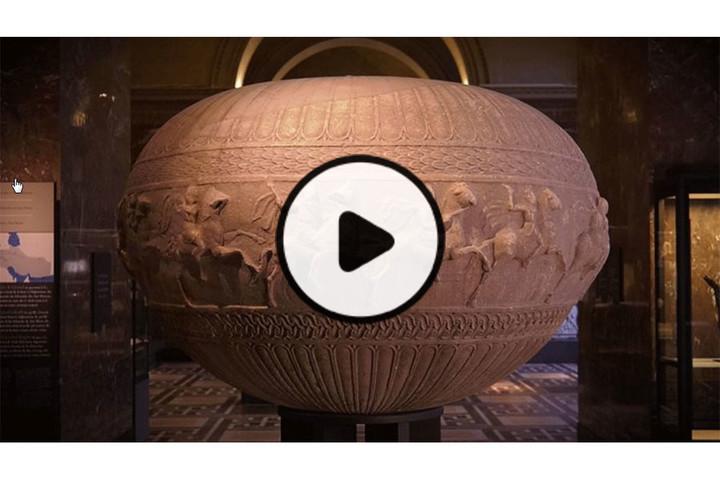 MOOC La sculpture grecque d'Alexandre à Cléopâtre (Partie I)