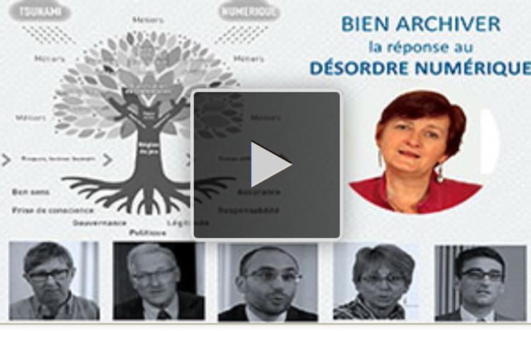 MOOC Bien archiver : la réponse au désordre numérique