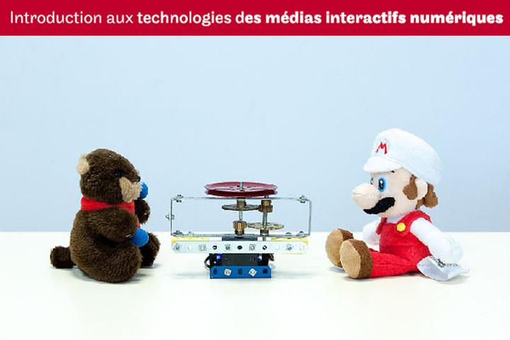 MOOC Introduction aux technologies des médias interactifs numériques