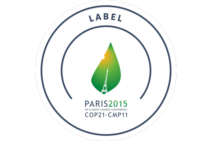 Logo Label COP21