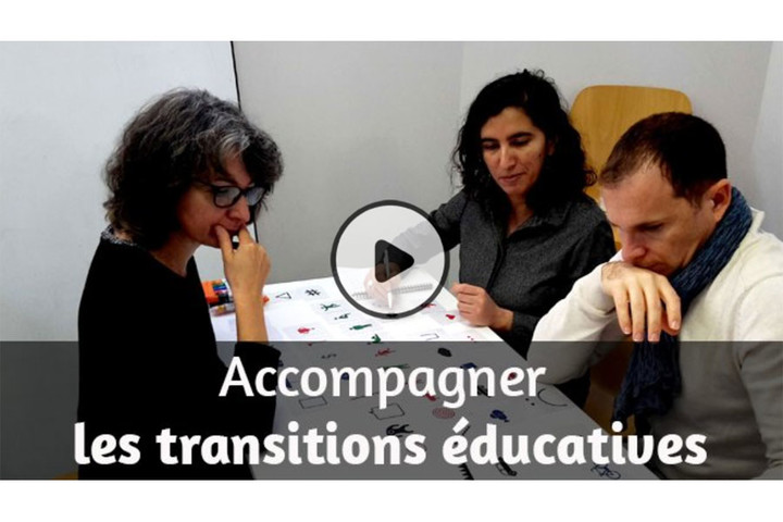 MOOC Accompagner les transitions éducatives