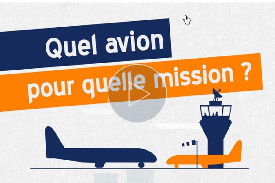 MOOC Quel avion pour quelle mission ?