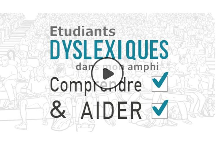 MOOC Étudiants dyslexiques dans mon amphi : comprendre et aider
