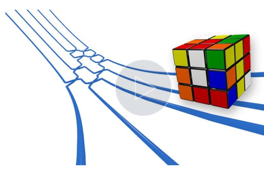 MOOC Groupes finis : les mathématiques du Rubik's cube