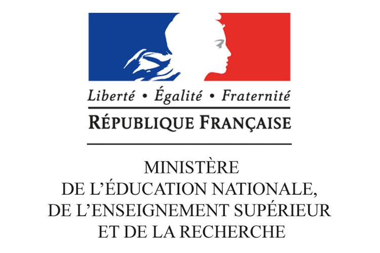 Logo du M.E.N.E.S.R.