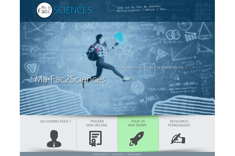 Ma Fac2sciences.fr