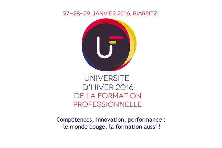 Université d'hiver 2016 de la formation professionnelle