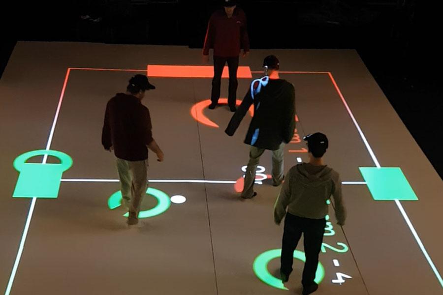 Apprendre en mouvement avec la réalité augmentée