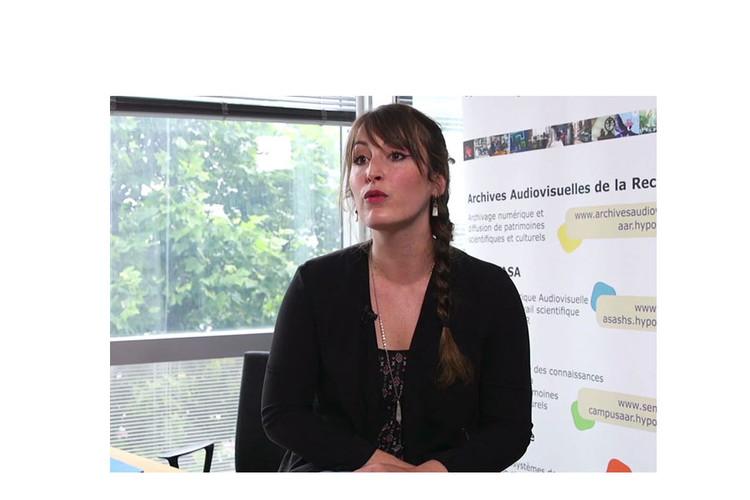 Valérie Legrand, anthropologue et enseignante à l'Inalco