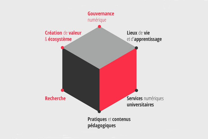 Transformation numérique de l'E.S.R. : Thierry Mandon et le CNNum appellent...