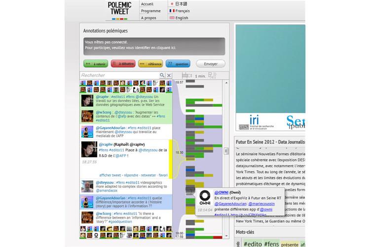 Page Polemic Tweet