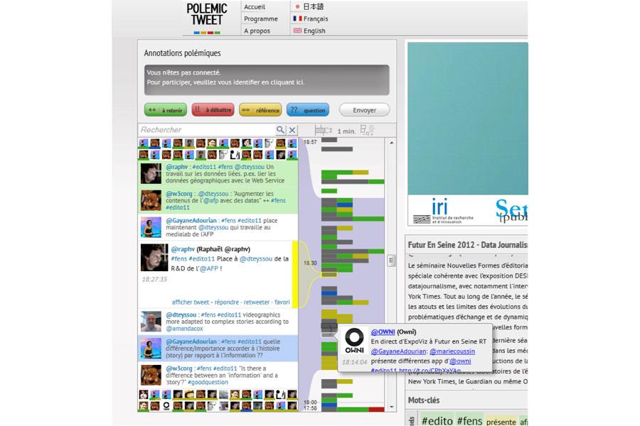Polemic Tweet, certification dans le supérieur à partir de l'annotation et de...