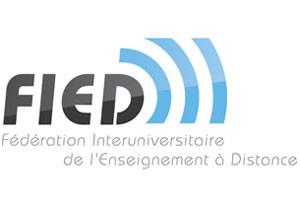 Logo de la Fédération Interuniversitaire de l'Enseignement à Distance